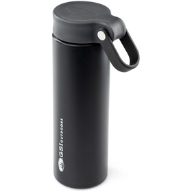 GSI Microlite 500 Twist Bottle, black
